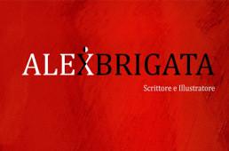 Alex Brigata scrittore